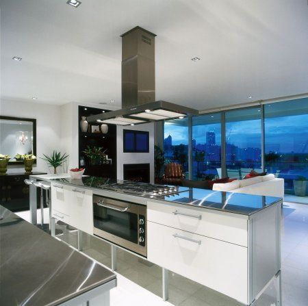 penthouse kitchens - Bing Images