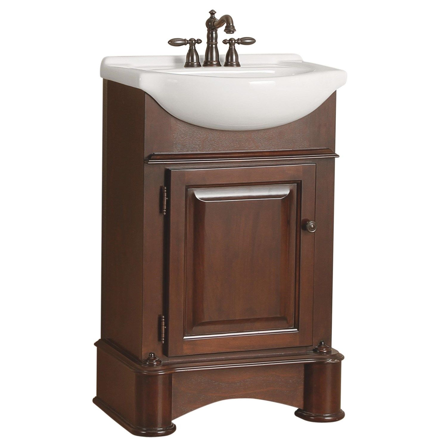 36 X 18 Bathroom Vanity With Top