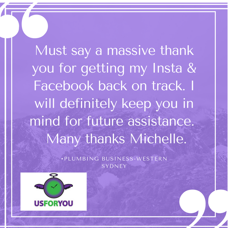 Review from Happy Plumber that we did Social Media integration &  Facebook Engagement work for Last Year. #tradies #facebook #socialselling #engagement #recommendations #wordofmouth