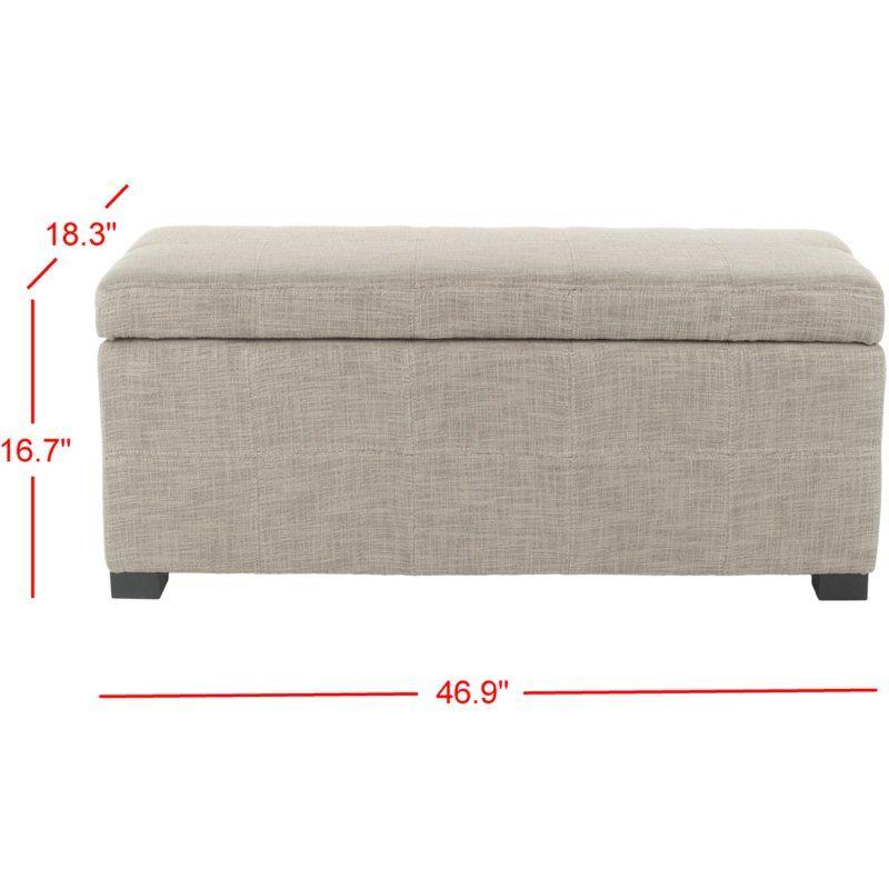 Maiden Upholstered Flip Top Storage Bench Ideias De Decoração Quarto Decoração De Quarto Móveis De Paletes