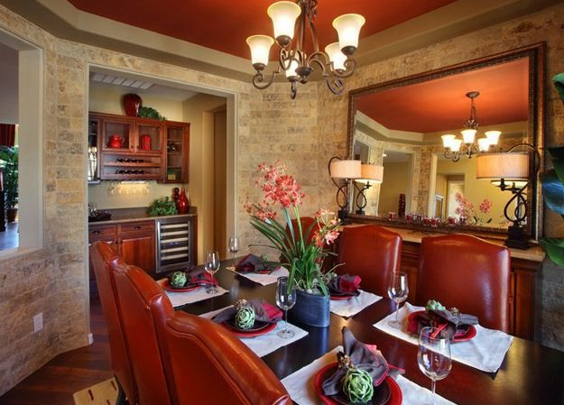 What an incredible dining area! I love it, I love it, I LOVE IT!!