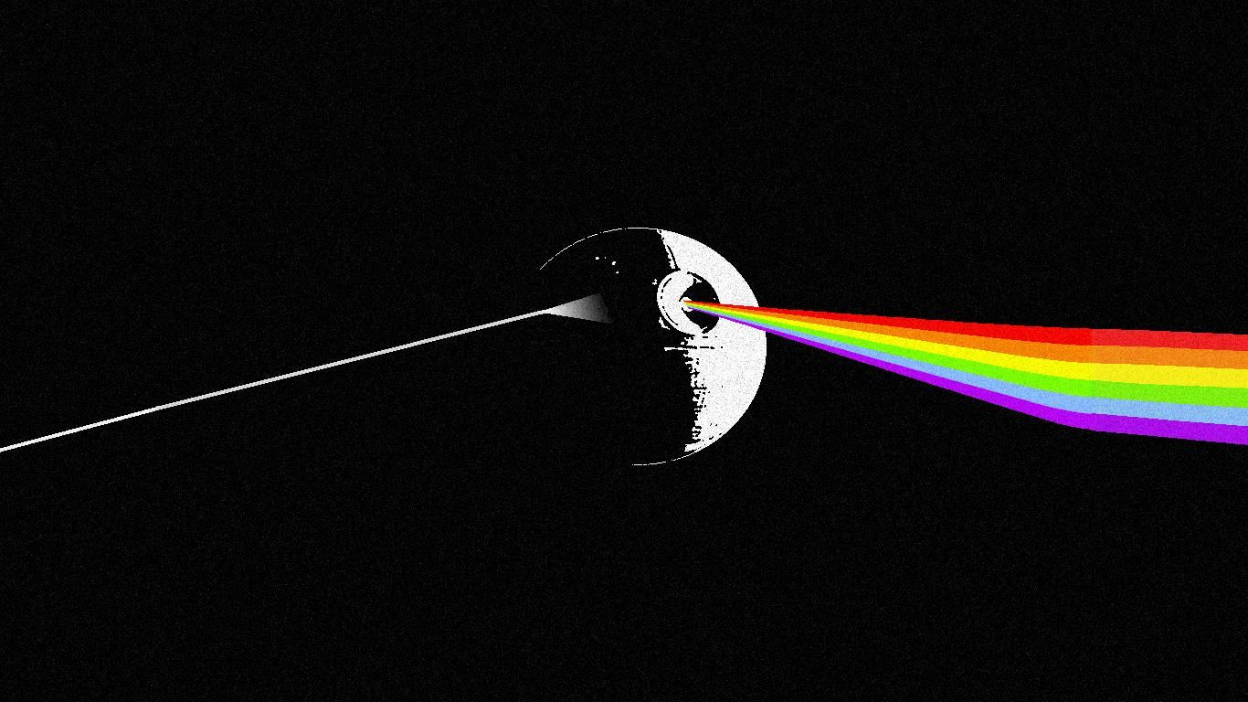 Reddit Notices The Force Awakens Syncs Up With Pink Floyd
