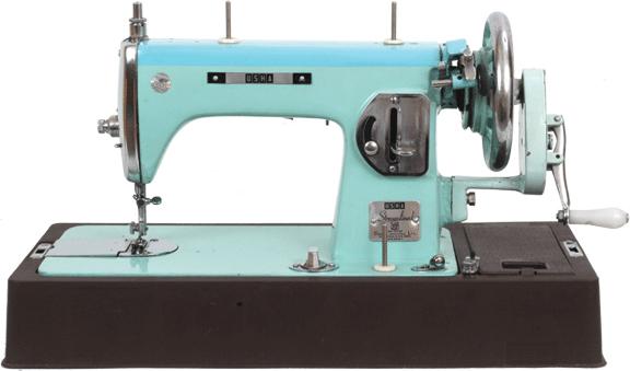 Sewreview Usha Streamlined Hand Crank Sewing Machine Sweet Mesmerizing Usha Stapler Sewing Machine