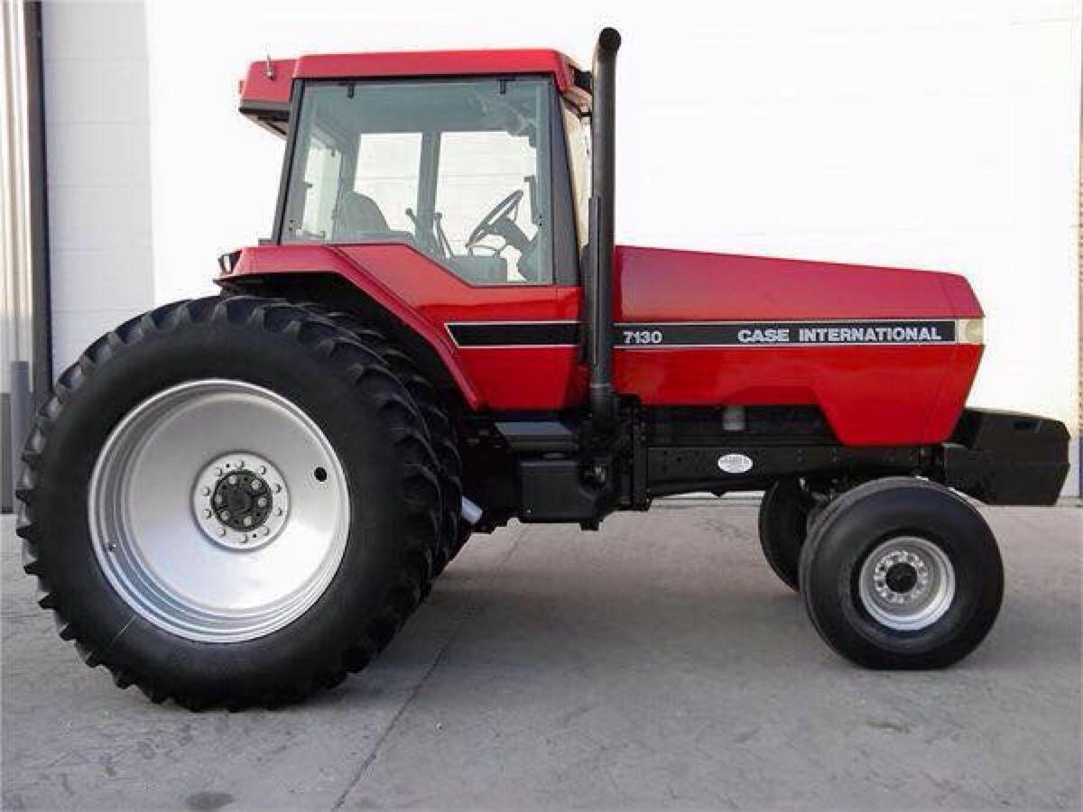 Case Ih 7130 Magnum Tractors Case Ih Case Ih Tractors
