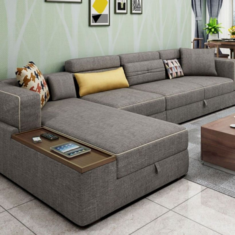 Nice 48 Impressive Sofa Bed Design Ideas More At Https Decoratrend Com 2019 04 27 48 Impressive Living Room Sofa Design Living Room Sofa Set Sofa Bed Design