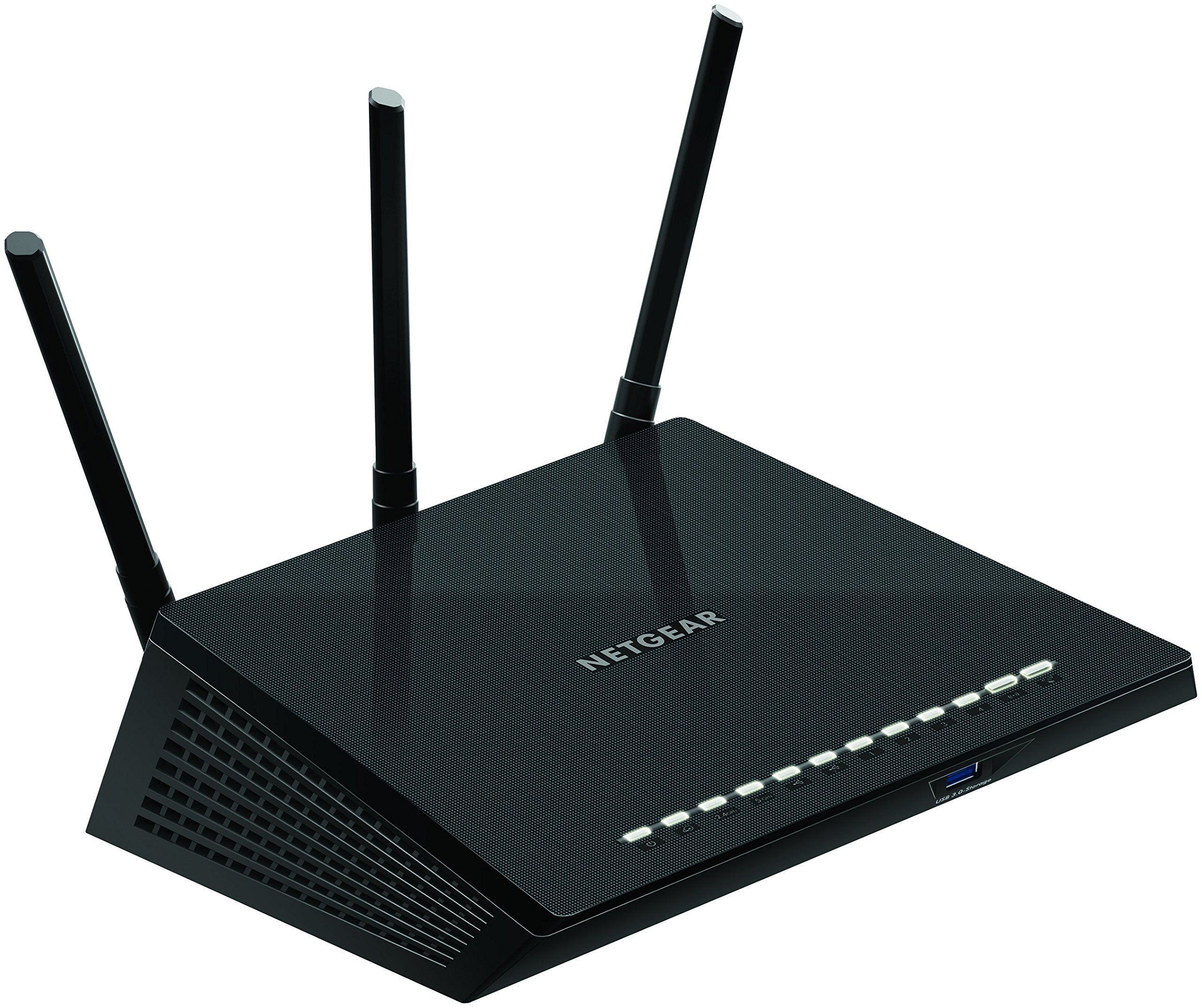 NETGEAR Nighthawk AC1750 Smart Dual Band WiFi Router