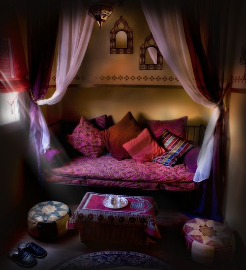 Modern Home Decor Bright Purple Wall Art Boho Kitchen: Boho Decor Bliss ⍕⋼ Bright Gypsy Color Hippie Bohemian