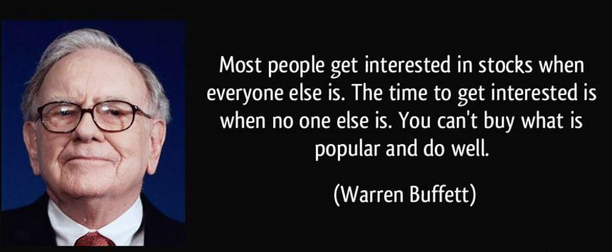 Epingle Par Fabien Joly Sur Warren Buffet