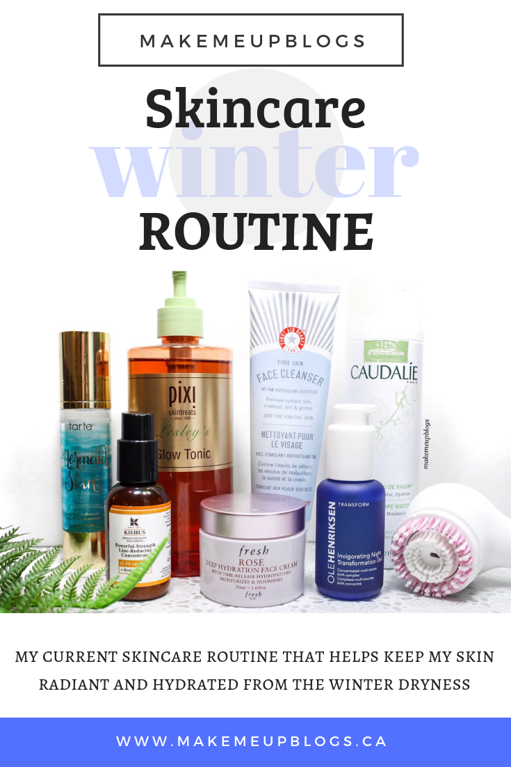 My Current Skincare Routine Winter Edition Skin Care Beauty Tips For Face Beauty Care