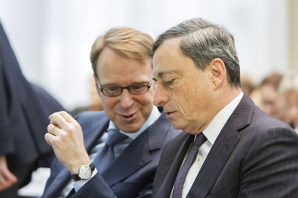 Key ECB Policy Makers Are Said to Have Challenged QE