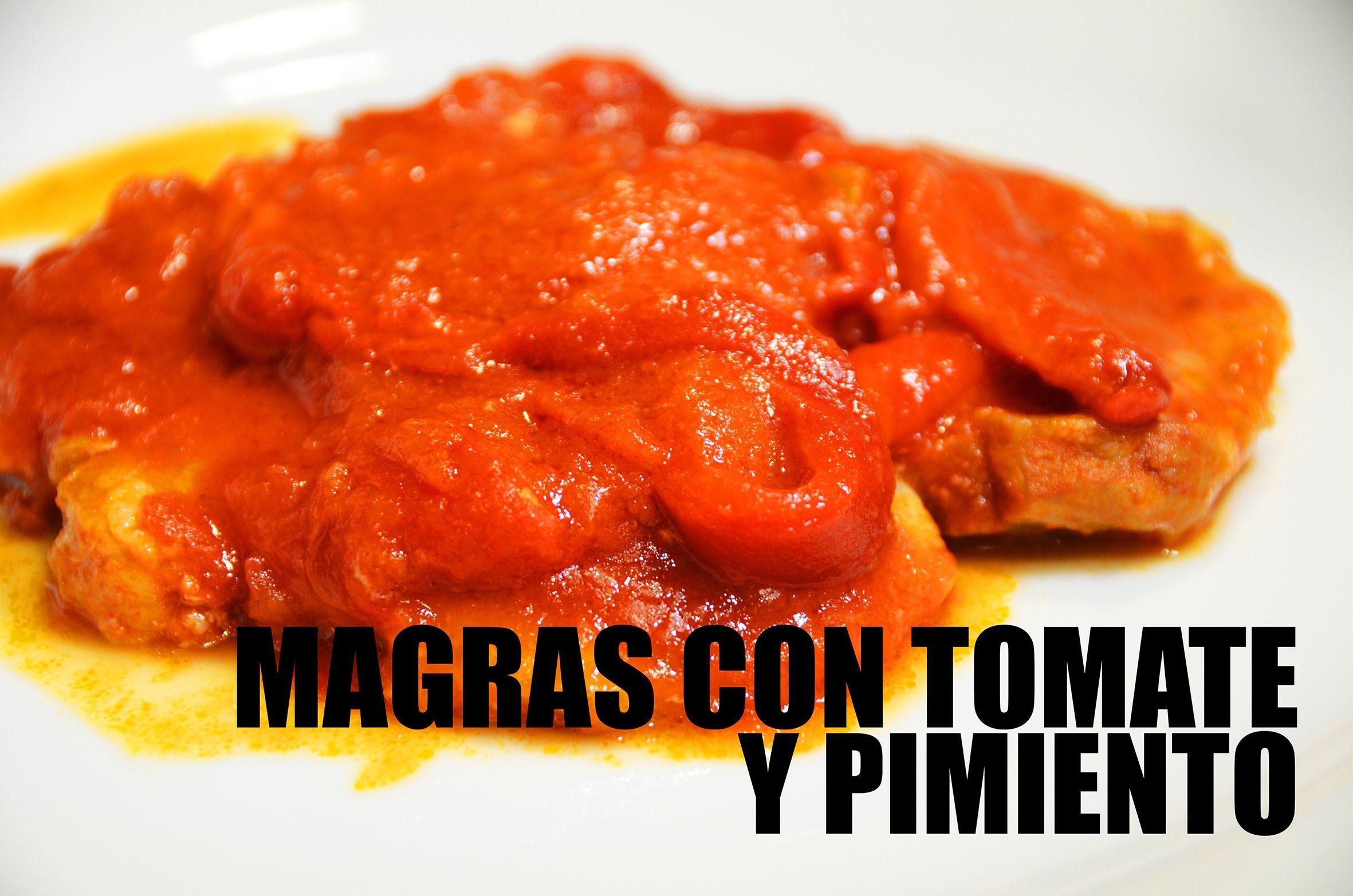 Tenemos una receta de lo mas sencillo, unos filetes de magro de cerdo adobado con tomate casero y pimientos asados en tiras que están de chuparse los dedos. Muy fácil y sencillo. Esta vez de la mano de nuestro viejo amigo Jorge Ruiz. Canal de Dicestuqueno : https://www.youtube.com/channel/UCMUQHopfPLwYLtNGu6yMaDg