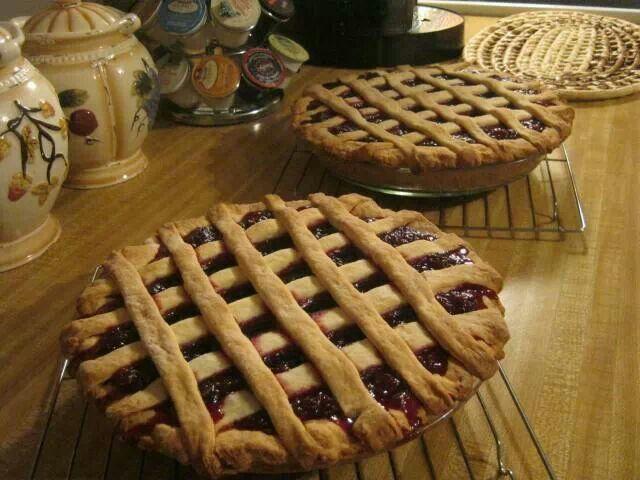 Partridge Berry Cake Recipe
