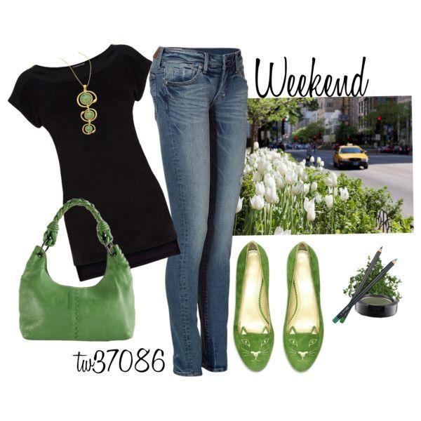 week - end tenue par tigerwoman sur polyvore | mon mon | coupable 8efbc8