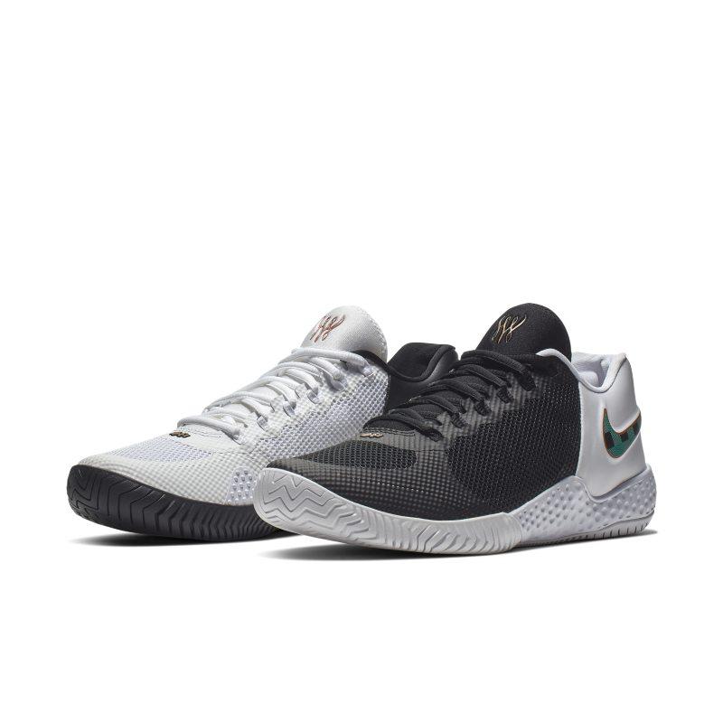 Nikecourt Flare 2 Qs Women S Hard Court Tennis Shoe Black Tennis Shoes Shoes Flares