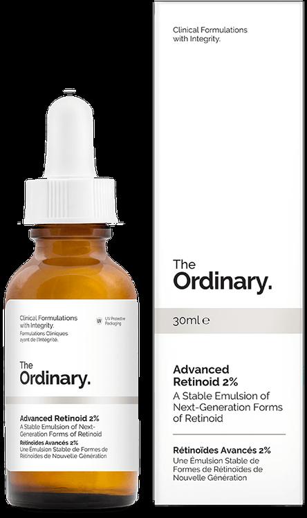 The Ordinary Advanced Retinoid 2 Serum The Ordinary Retinol The Ordinary Granactive Retinoid The Ordinary Resveratrol