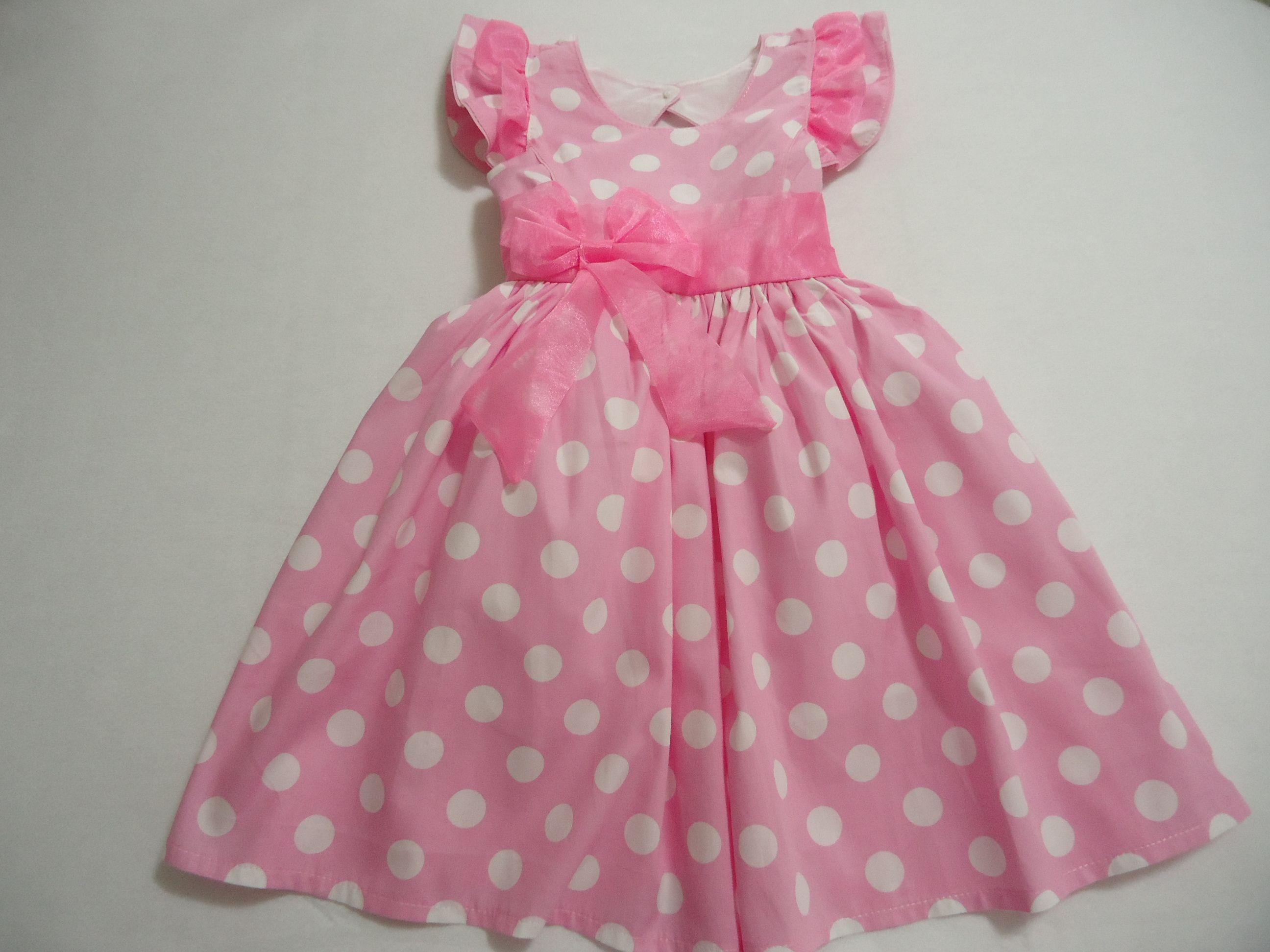 Vestidos-rosas-de-bebé-6.jpg (2592×1944) | Becky & Renny | Pinterest
