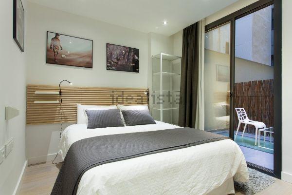 Imagen Dormitorio de dúplex en calle de casanova