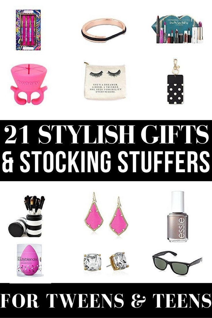 21 Gifts for Teens Under $20! Yes, You Can Buy Fabulous Gifts for ...