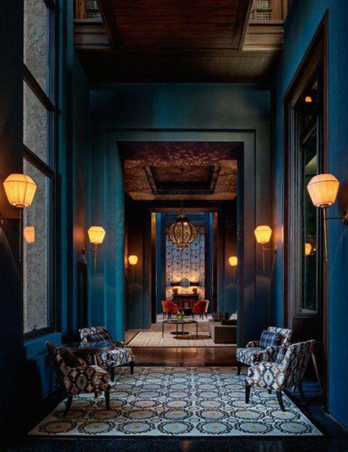 Petit Salon Baroque 40 La Chambre Style Baroque Nos Propositions En Photos en 2020   Salon bleu ...