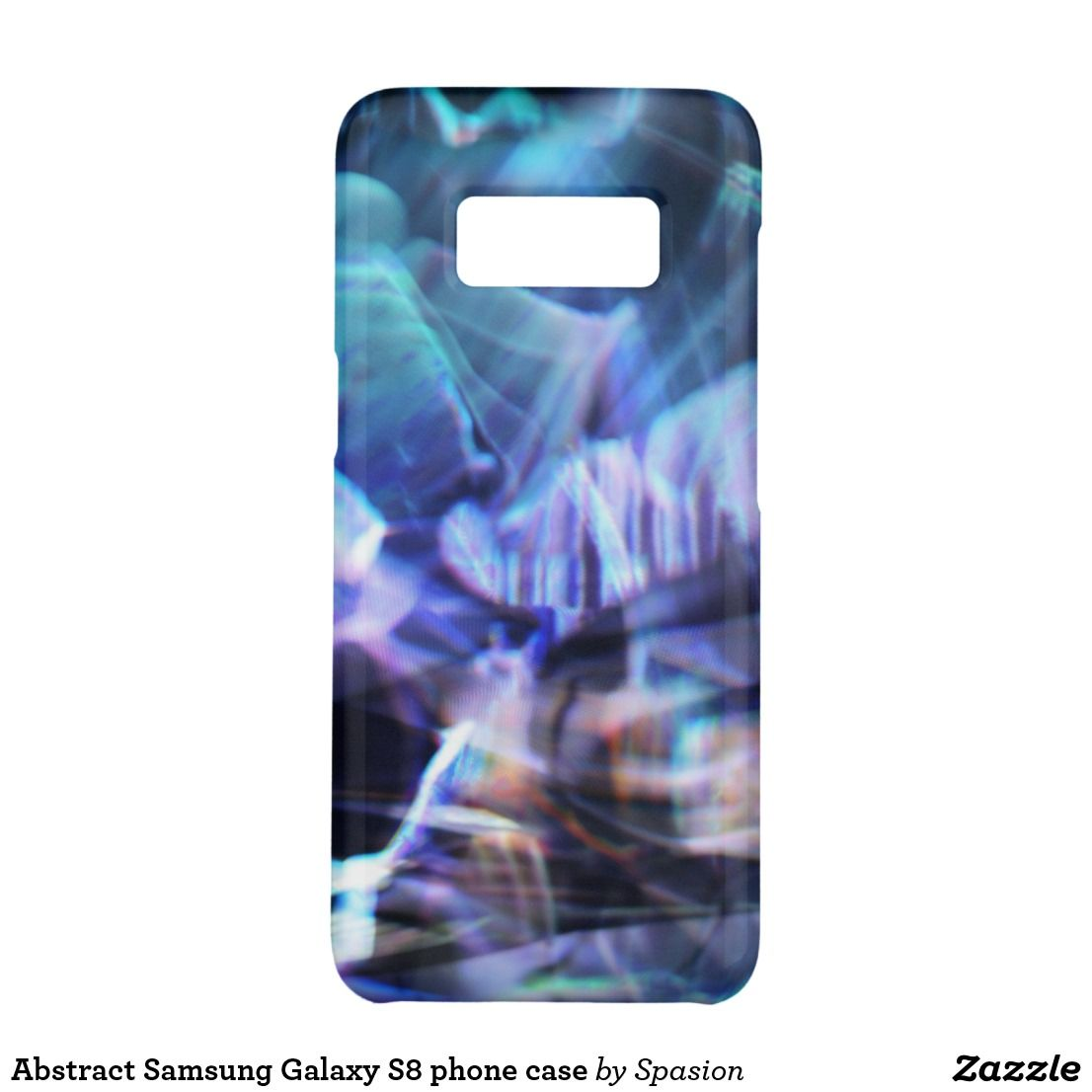 Abstract Samsung Galaxy S8 Phone Case