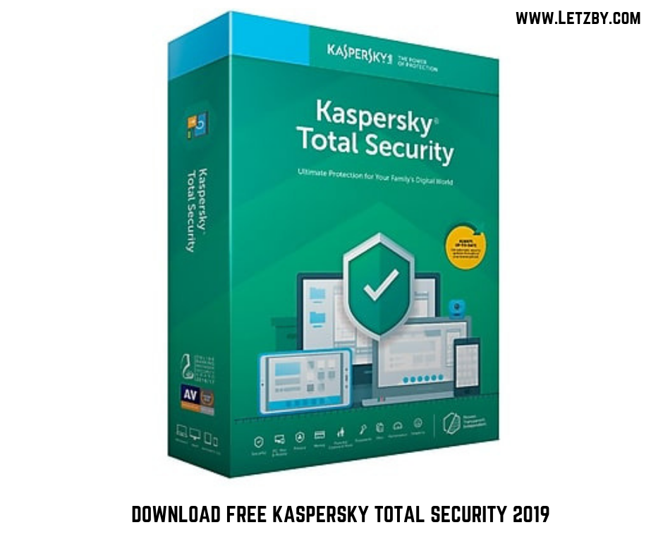 Download Free Kaspersky Total Security 2019 Is One Of The Best Internet Protection Application There S Antivirus Browsing Prote Utilities Software Free
