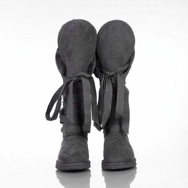 ugg roxy tall boots in grey foot fetish pinterest roxy gray rh pinterest ca