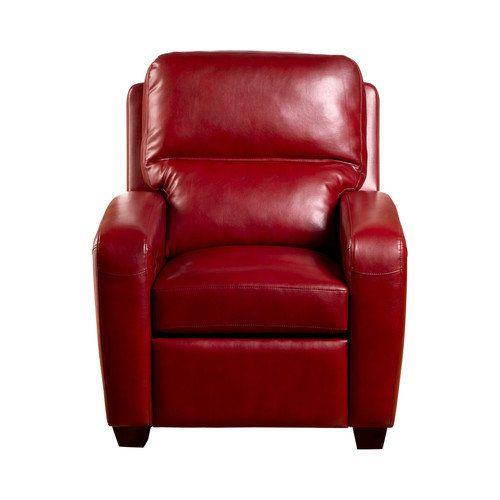 Opulence Home Brice Club Recliner: Furniture : Walmart.com