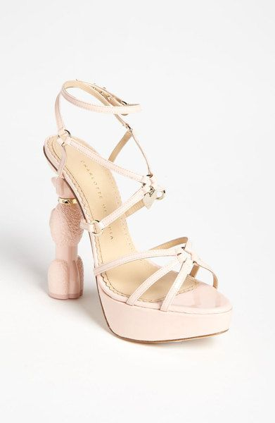 ff2861f96 Cherie Sandal - Lyst | If You Walked in My Shoes... | Shoes, Heels ...