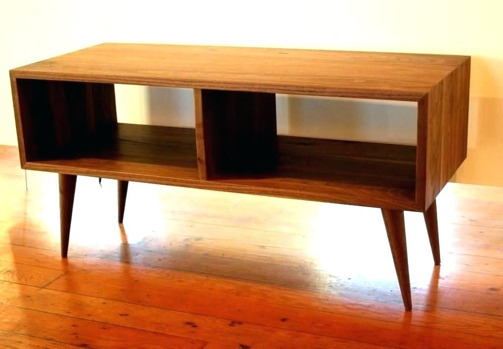 Diy Modern Tv Stand Mid Century Modern Console Stand Media Set Diy