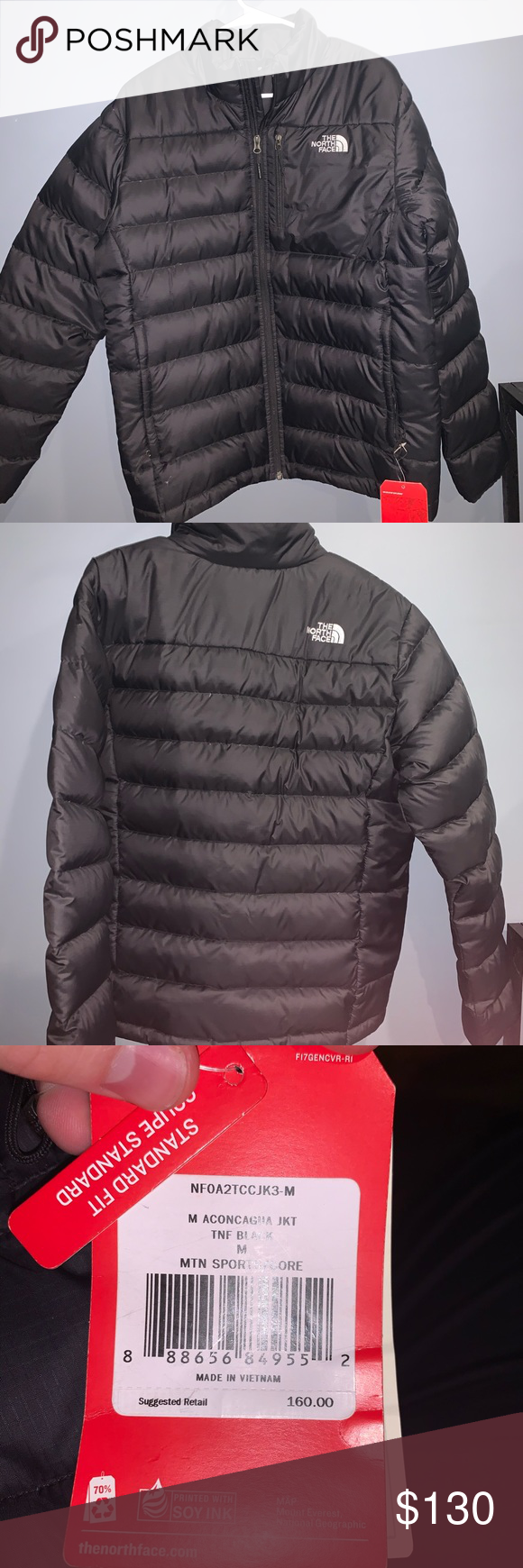 The North Face Jacket Men S New With Tags North Face Jacket The North Face North Face Coat [ 1740 x 580 Pixel ]
