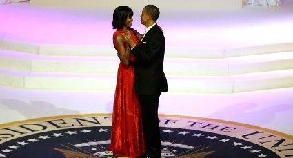 Mr. And Mrs. President