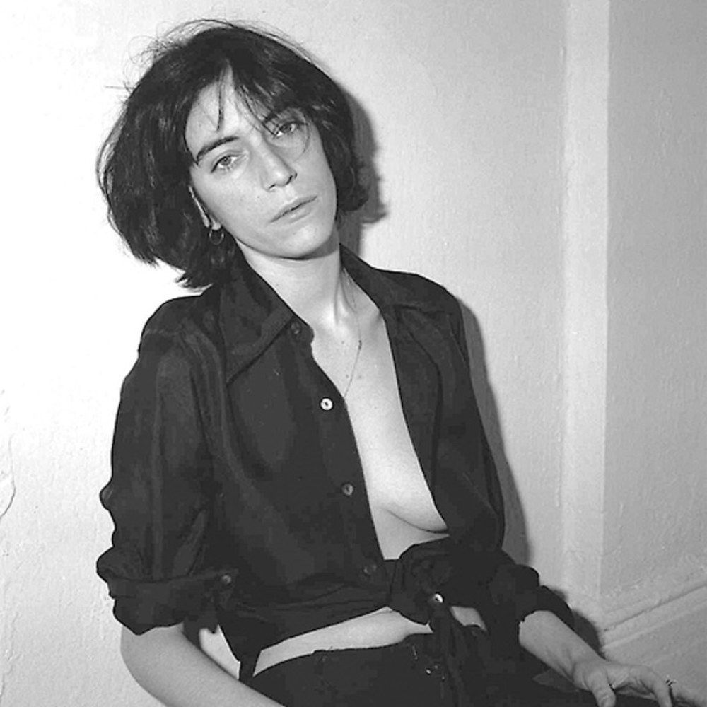 young Patti Smith | Patti smith