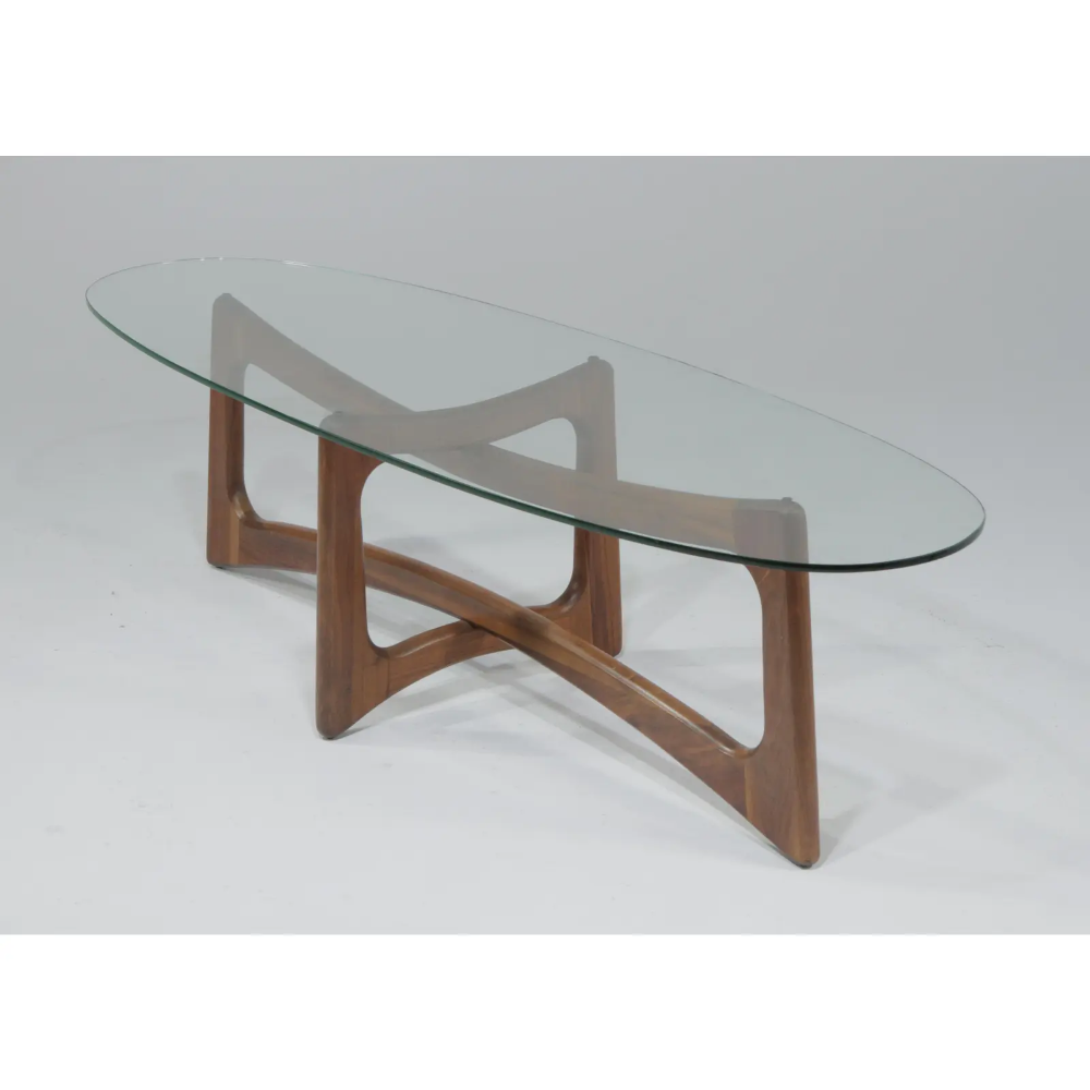 1960s Mid Century Modern Adrian Pearsall For Craft Associates Coffee Table Coffee Table Pearsall Adrian Pearsall [ 1000 x 1000 Pixel ]