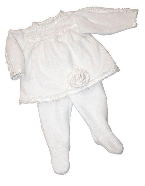 Gr Taufanzug Junge Baby Handgemacht mit Stickerei 80