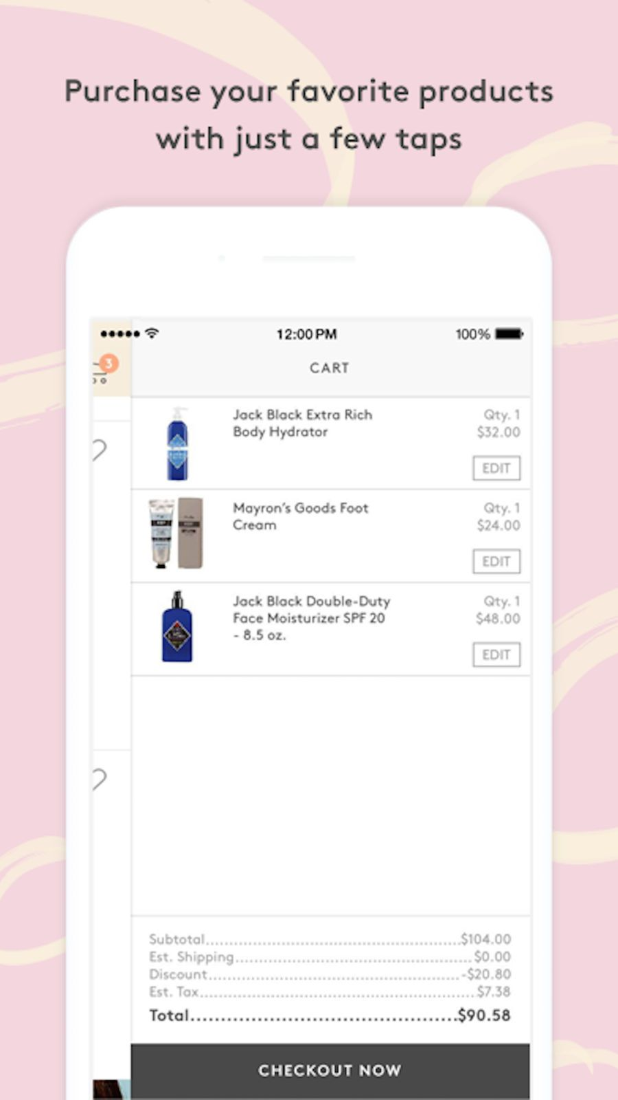 ‎Birchbox on the App Store App store, Ipod touch, App