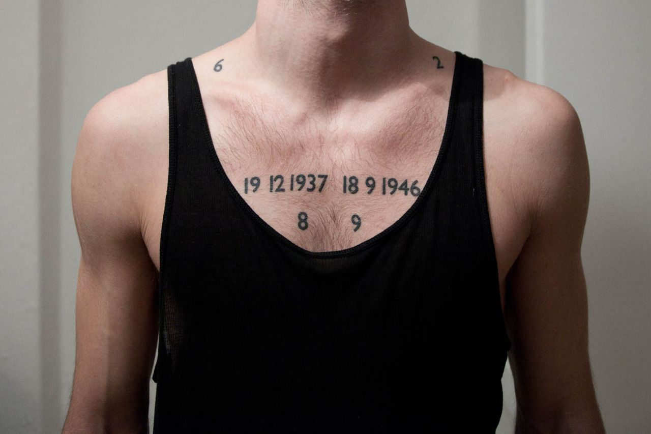Mxm boris bidjan saberi geometric tattoos tattoo for Art of minimal boris