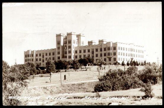 Marymount College Salina Ks 1922 1989 Operated By Sisters Of Saint Joseph Kansas Wichita Kansas Salina Ks