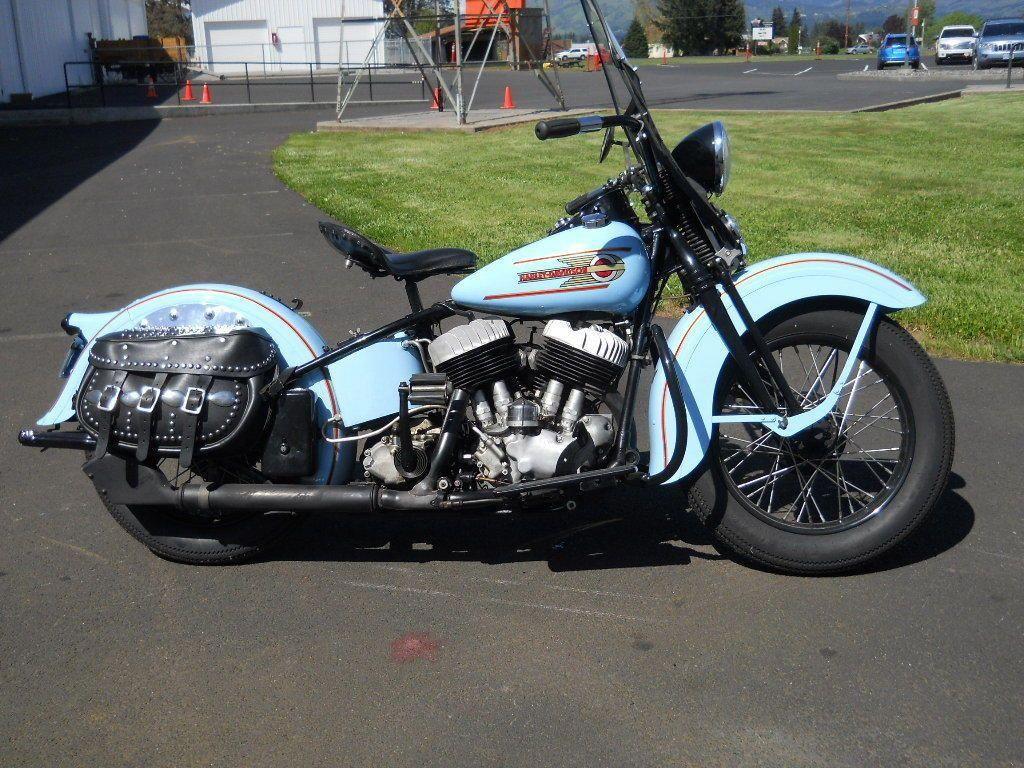 1937 Harley Davidson Other Ebay Harleydavidsonsoftail Classic