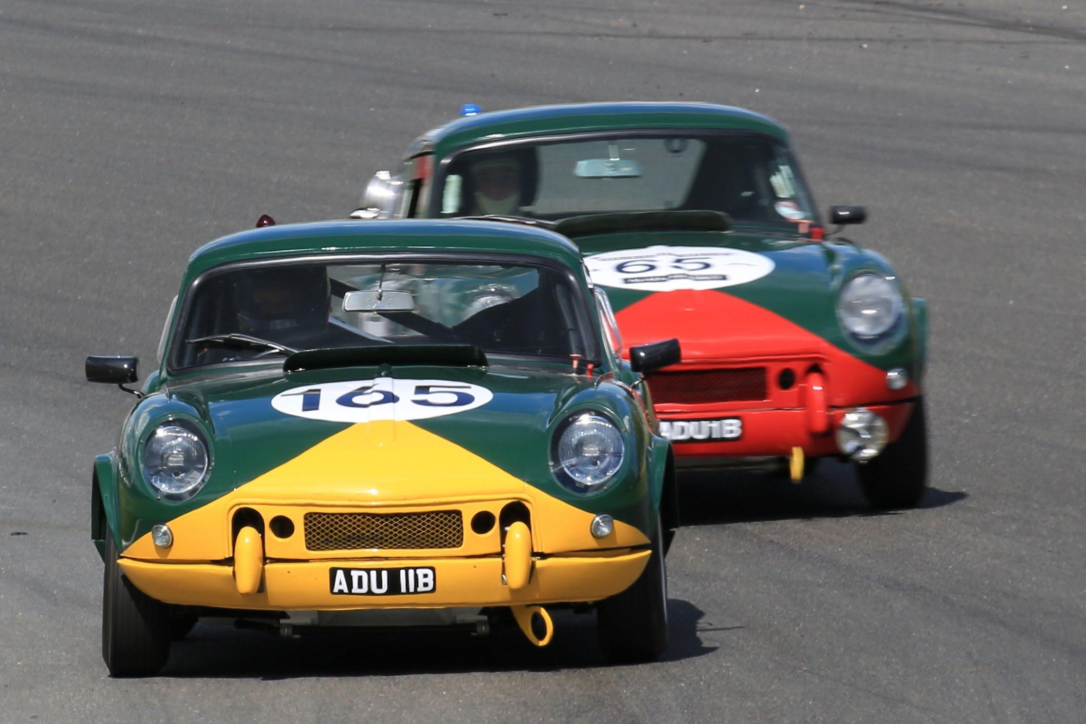 Car for Sale – Triumph Spitfire Le Mans Evocation | Race and Rallye ...