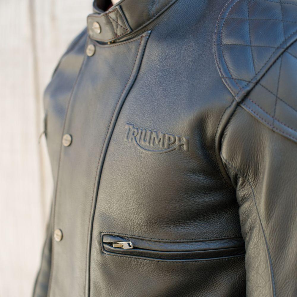 Triumph Desert Racer Jacket At Town Moto Bike Jacket Motorcycle Riding Gear Riding Gear
