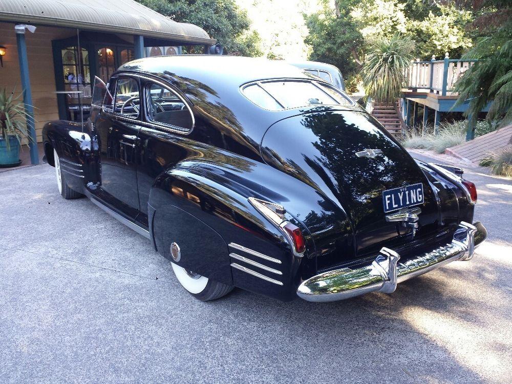 1941 Cadillac 61 Series Deluxe Sedanette. Very Rare. Amazing ...