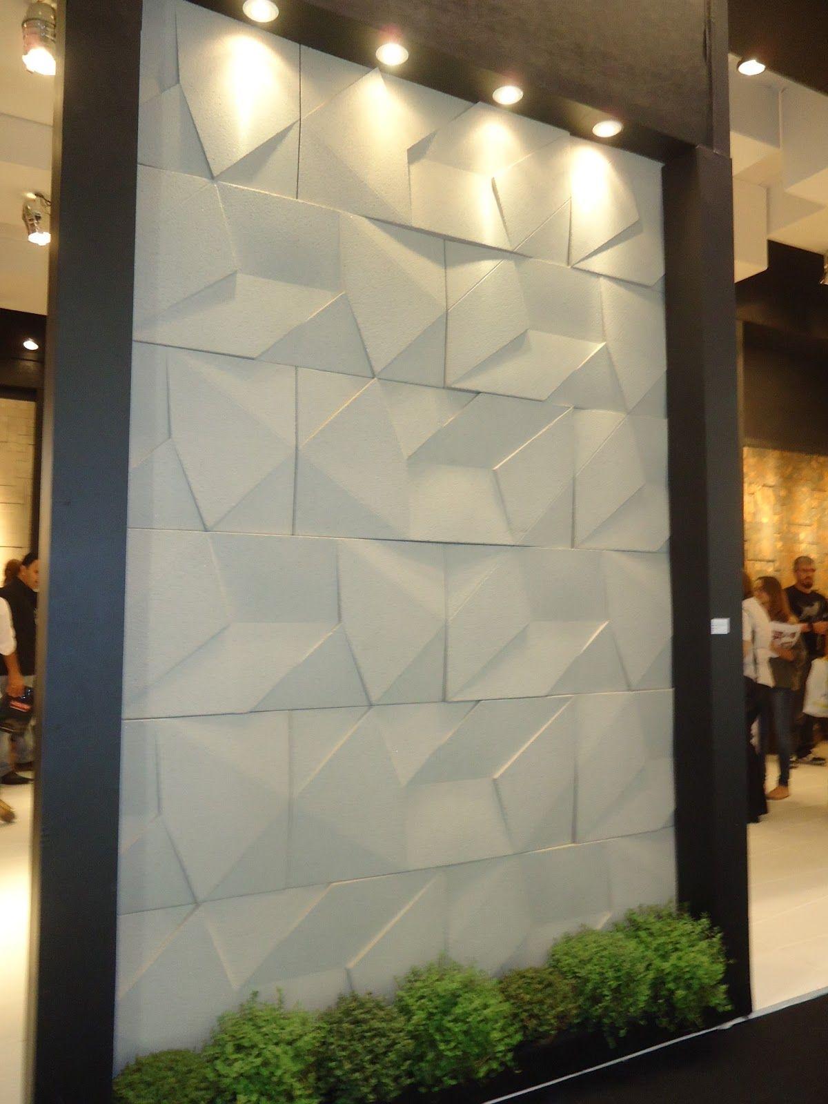 Castelatto   Placa de gesso 3D   Pinterest   Diele und Wohnzimmer