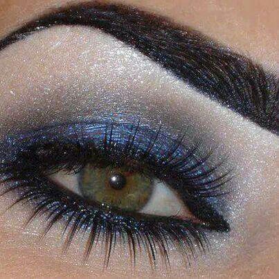 pinmaria tackett on make up  shimmer makeup hazel