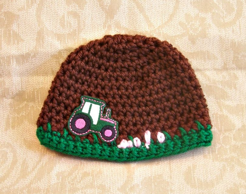 4a0470e23cf Items similar to Baby Girl Hat