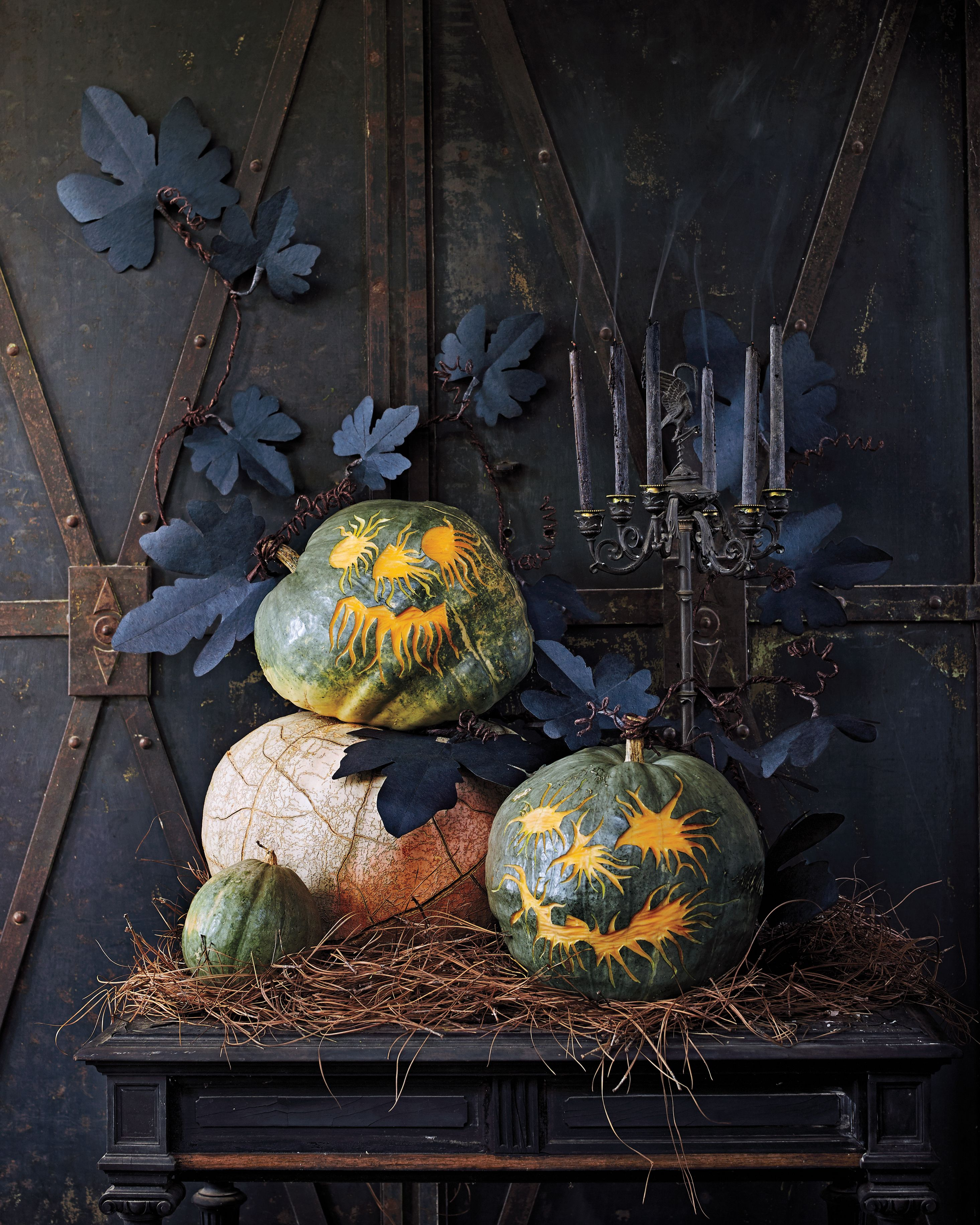 31 Of Our Best Pumpkin Carving And Decorating Ideas Halloween Pumpkins Halloween Decorations Scary Pumpkin