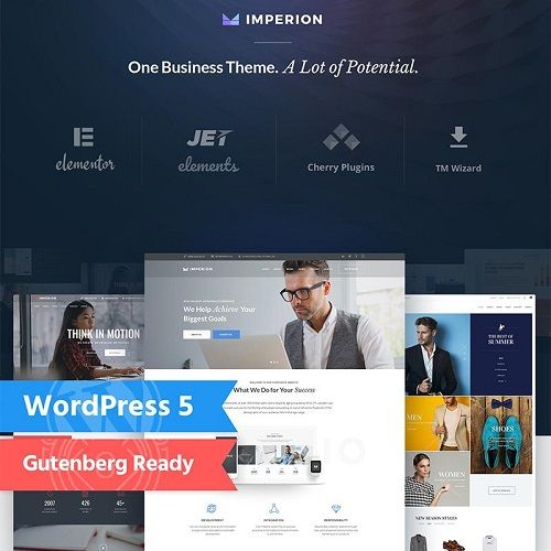 WordPress Themes for Startups
