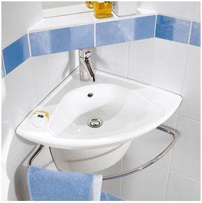lavabos esquineros para aseos peque os lavamanos