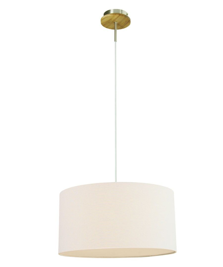 Rakel pendant in whiteoaklightingbeacon lighting pendant