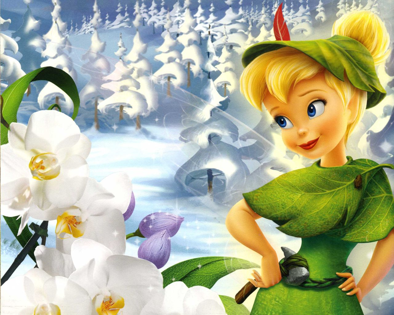 The Pirate Fairy Wallpapers Movie HQ Pictures