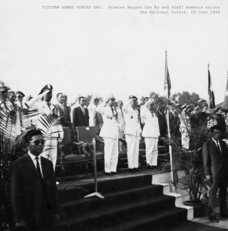 Hình xưa VNCH Lễ Quốc Khánh và Ngày Quân Lực trong 2020